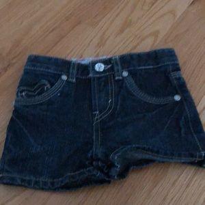 Levi's Shorts 18 Mon W Hearts & Jewels!